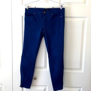 Forever 21 Juniors Slim Ankle Stretch Denim Sz 29
